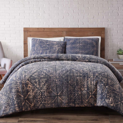 Brooklyn Loom Sandwash Comforter Set