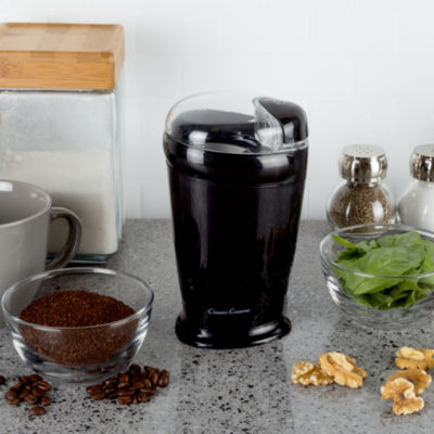 Coffee Bean and Spice Grinder by Classic Cuisine