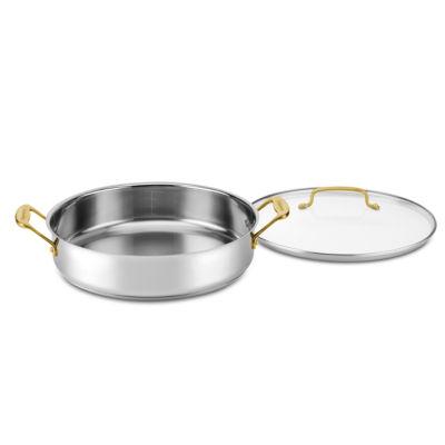 Cuisinart Stainless Steel Dishwasher Safe Roasting Pan