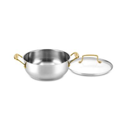 Cuisinart Stainless Steel Dishwasher Safe Dutch Oven