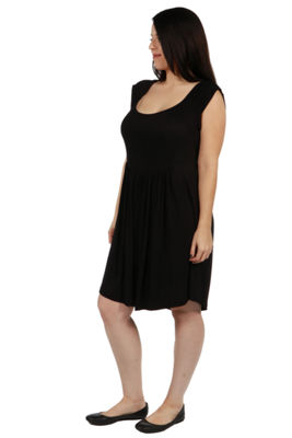 24/7 Comfort Apparel Lillian Dress - Plus