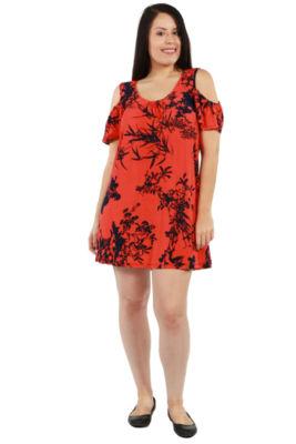 24/7 Comfort Apparel Wren Dress - Plus