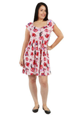 24/7 Comfort Apparel Morgan Dress - Plus