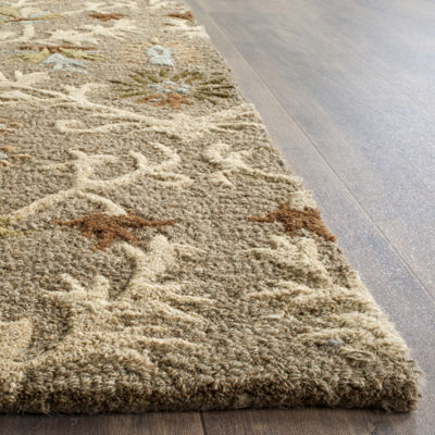Safavieh Euler Floral Hand Tufted Wool Rug