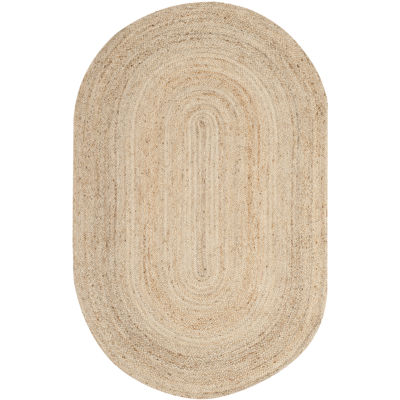 Safavieh Forbes Solid Oval Rug