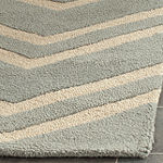 Safavieh Jaylen Chevron Hand Tufted Wool Rug