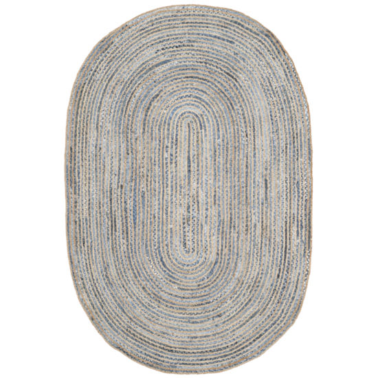 Safavieh Isador Solid Oval Rug