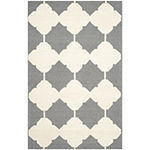 Safavieh Janne Geometric Hand Tufted Wool Rug