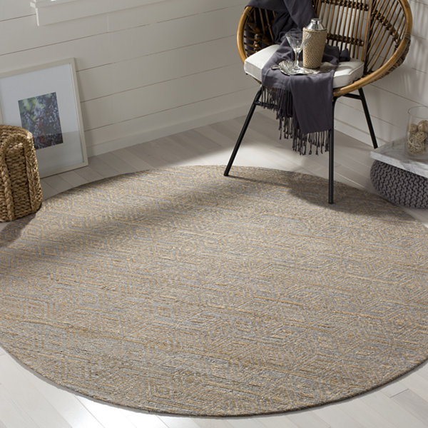 Safavieh Daragh Solid Rectangular Rug