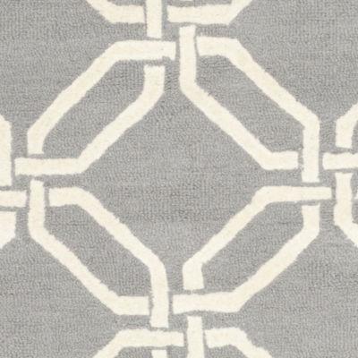 Safavieh Darius Chevron Hand Tufted Wool Rug