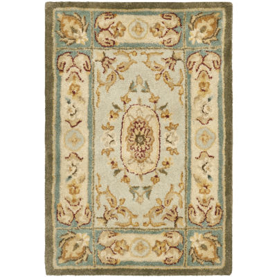 Safavieh Courtney Floral Hand Tufted Rectangular Rug