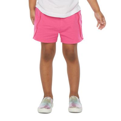 Okie Dokie Girls Pull-On Short Toddler