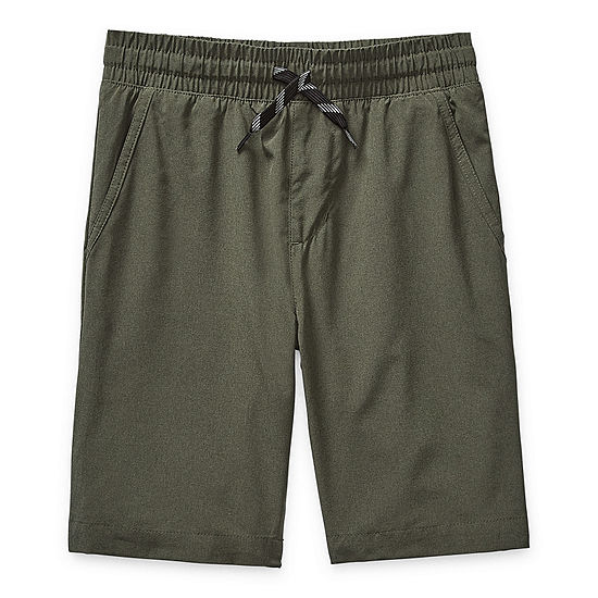 Arizona Little & Big Boys Adjustable Waist Hybrid Short