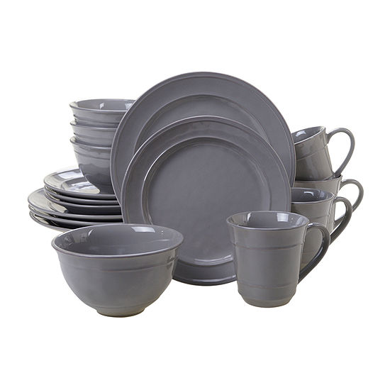 Certified International Orbit 16-pc. Dinnerware Set