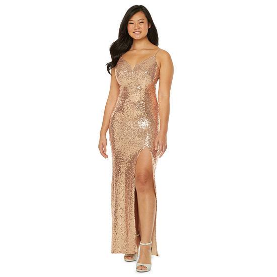 B. Smart-Juniors Sleeveless Sheath Dress