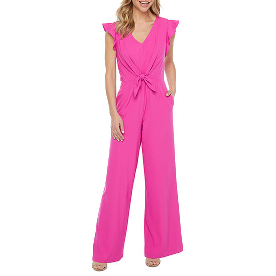 Dr Collection Short Sleeve Jumpsuit
