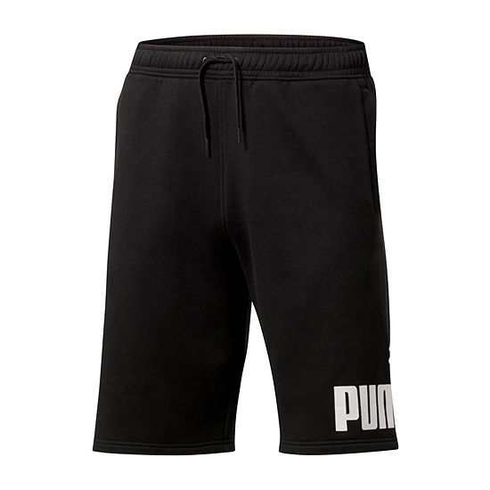 Puma Big Logo Fleece Mens Pull-On Short