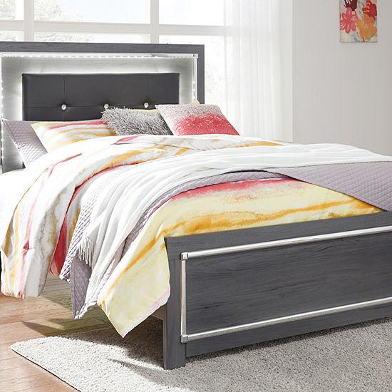 Signature Design by Ashley® Loren Panel Bed