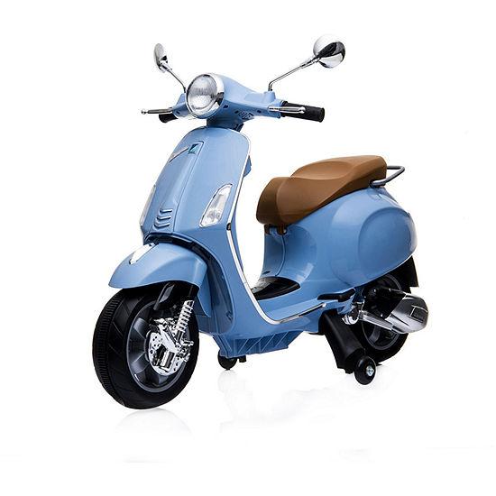 Blazin Wheels 12v Vespa