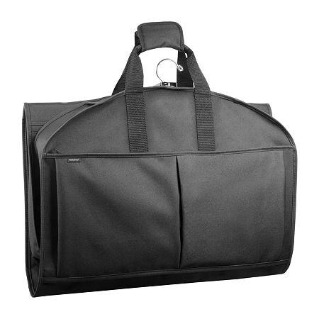Wallybags Garmentote Garment Bag, One Size , Black