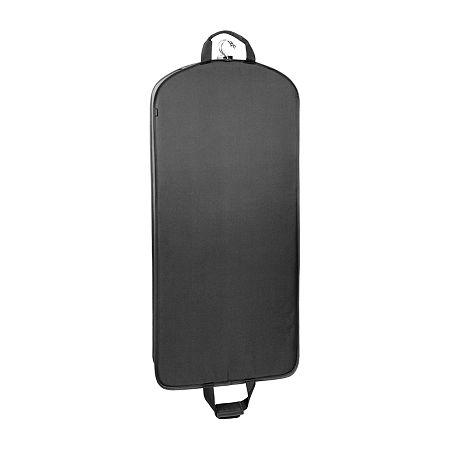 Wallybags Handle Garment Bag, One Size , Black