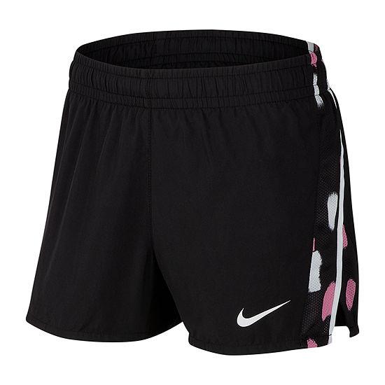 Nike Big Girls Running Short