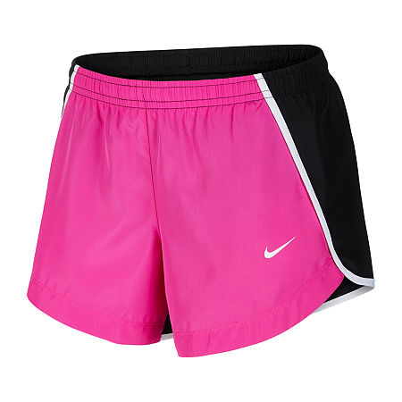 Front Style: Flat FrontClosure Type: DrawstringFit: Regular FitRise: At WaistShort Length: Short LengthFabric Content: 100% PolyesterInseam: 4 In Care: Machine WashCountry of Origin: Imported