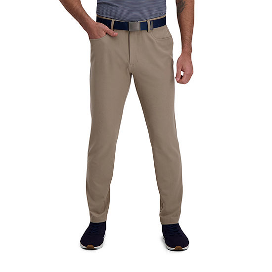 Haggar® The Active Series™ 5-Pocket Slim Fit Flat Front  Pant