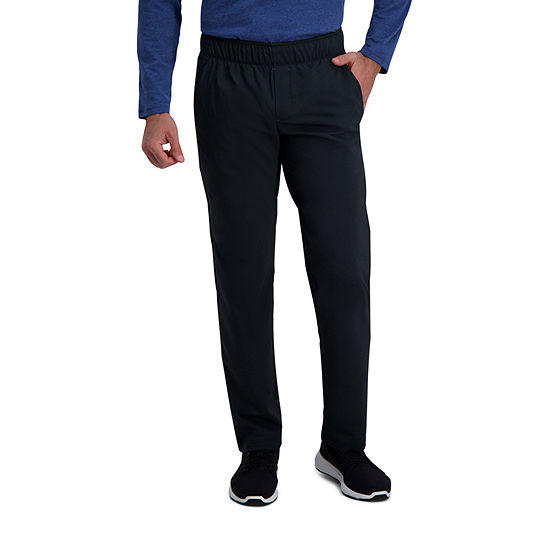 Haggar® The Active Series™ Comfort Straight Fit Flat Front Pant