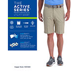 Haggar® The Active Series™ Performance Utility Slim Fit Flat Front Short