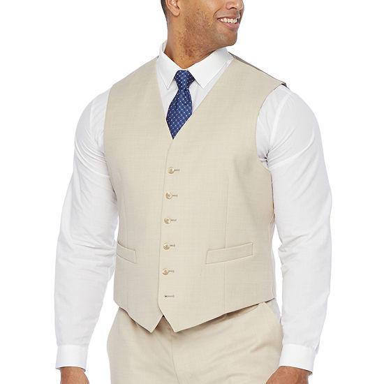 Stafford Super Stretch Classic Fit Suit Vest