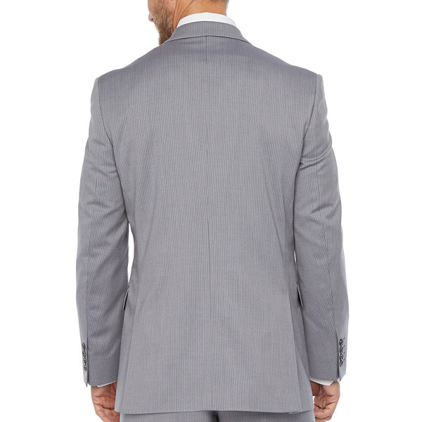 Stafford Super Suit Mens Stretch Classic Fit Suit Jacket