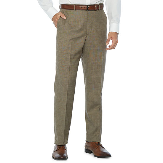 Stafford Super Mens Stretch Classic Fit Suit Pants