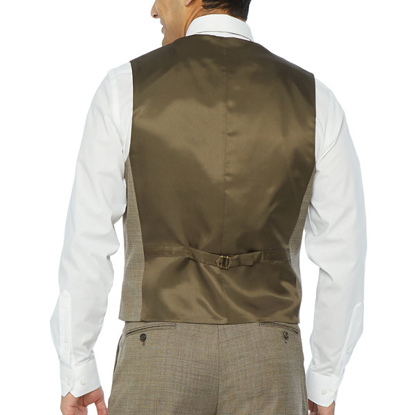 Stafford Super Mens Stretch Classic Fit Suit Vest