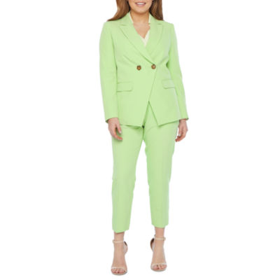 Worthington Womens Classic Fit Twill Blazer