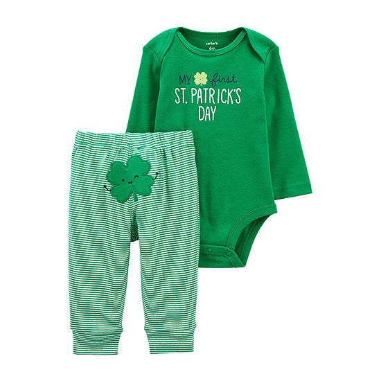 Carter's Baby Unisex 2-pc. Bodysuit Set