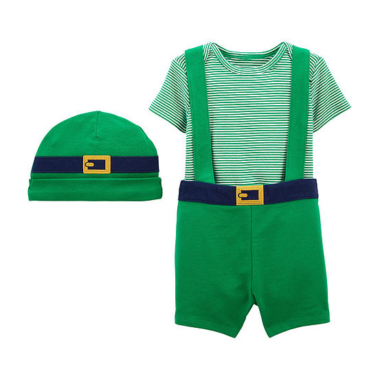 Carter's Baby Boys 3-pc. Overall Set