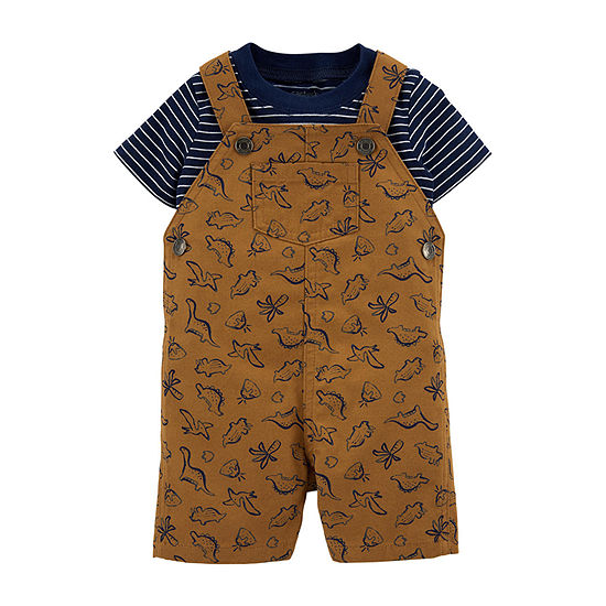 .99 Carter's Baby Boys 2-pc. Shortall Set at JCPenny!