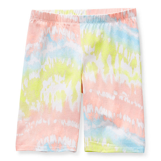 Arizona Little & Big Girls Bike Short