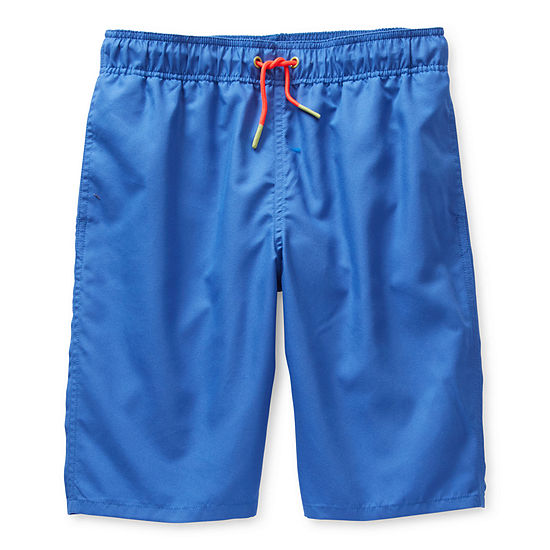 Arizona Little & Big Boys Swim Trunks