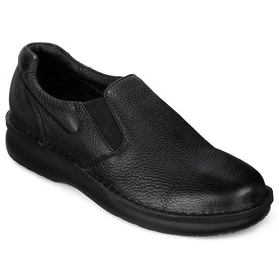 Propét Galway Walker (Black Grain) Mens Shoes Professional Cheap Price Discount Wiki Cheap View Pictures Cheap Online vOCxVf1T