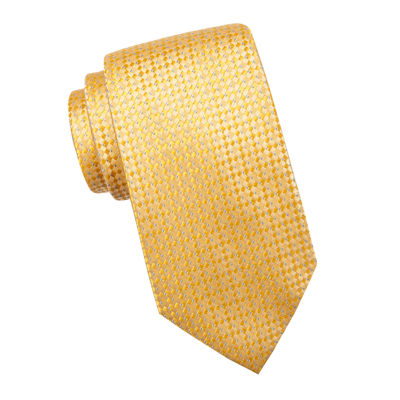 Collection by Michael Strahan Texture Solid Silk Tie