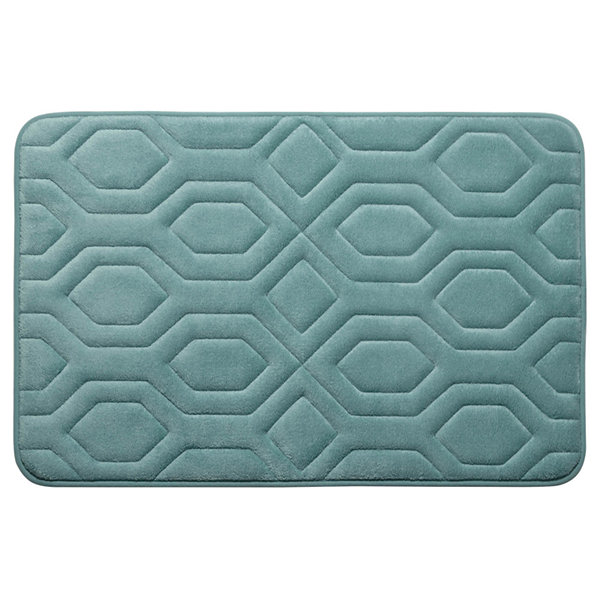 Bounce Comfort Turtle Memory Foam Bath Mat Collection