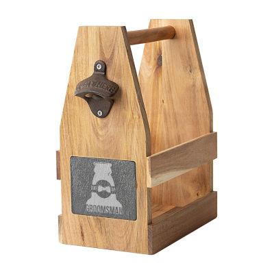 Cathy's Concepts Groomsman Beer Carrier
