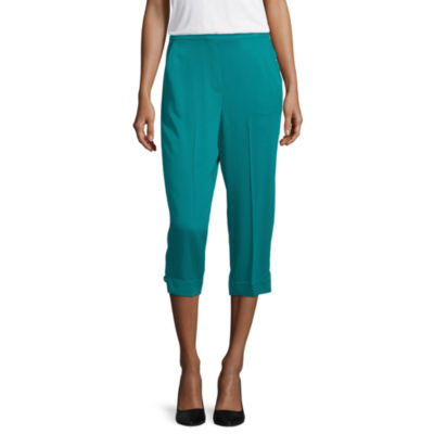 east 5th Womens Straight Pull-On Pants