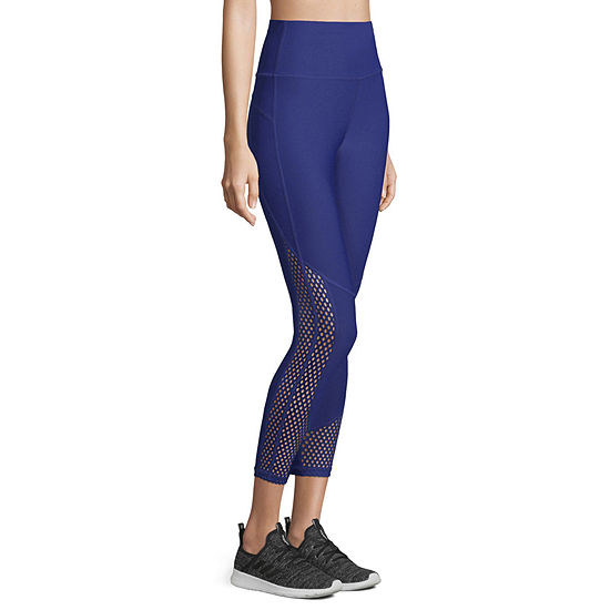 Xersion Hw 7/8 Mesh Legging