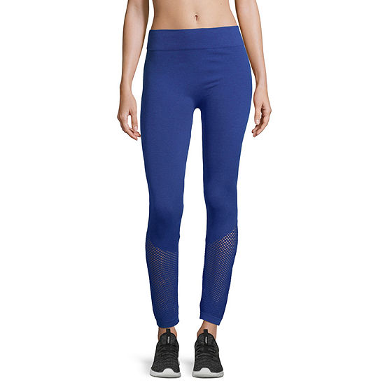 Xersion Mesh Bottom Seamless Legging