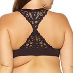 Paramour Underwire T-Shirt Racerback Full Coverage Bra-235047