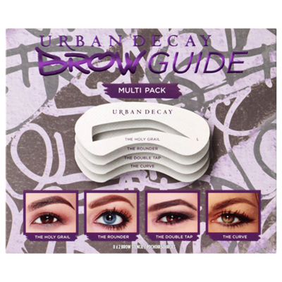 Urban Decay Brow Guide Stencils Set