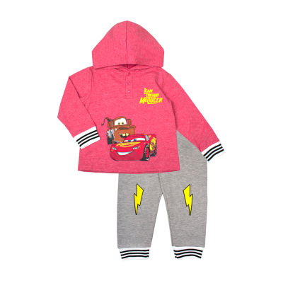 Disney Cars 2-pc. Pant Set Toddler Boys